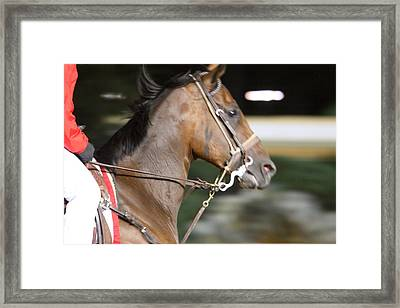 Hollywood Casino At Charles Town Races - 121254 Framed Print by DC Photographer