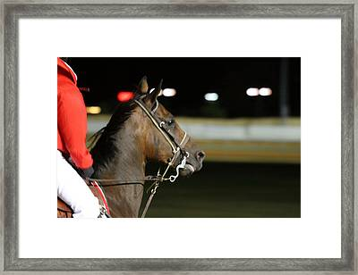 Hollywood Casino At Charles Town Races - 121256 Framed Print