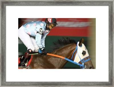 Hollywood Casino At Charles Town Races - 121265 Framed Print by DC Photographer
