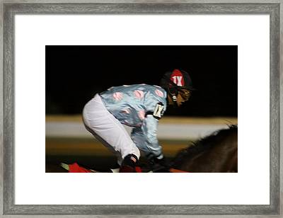 Hollywood Casino At Charles Town Races - 121266 Framed Print by DC Photographer
