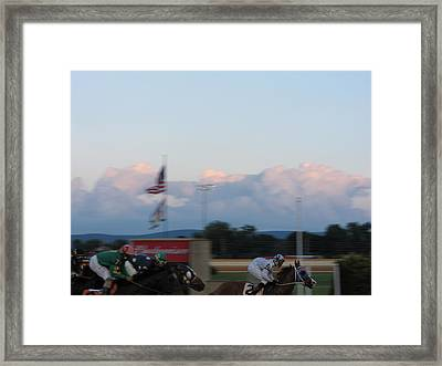 Hollywood Casino At Charles Town Races - 12129 Framed Print by DC Photographer