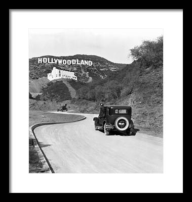 Los Angeles Framed Prints