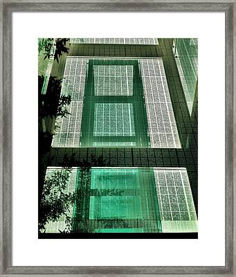 Holocaust Victims Framed Print by Benjamin Yeager