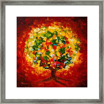 Holy Ground Framed Print by Mike Moyers