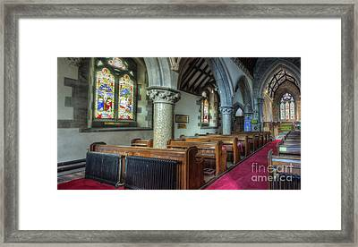 Holy Trinity Church V3 Framed Print