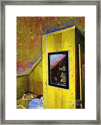 Home Again Framed Print by RC deWinter