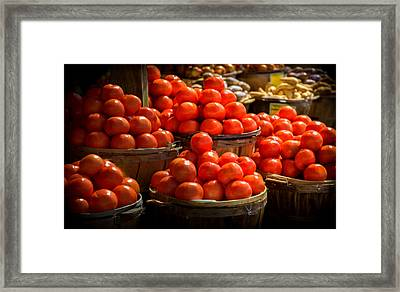 Home Grown Framed Print by Karen Wiles