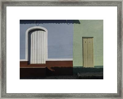 Home - Is Where I Want To Be.. Framed Print