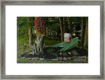 Home Life Framed Print