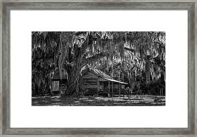 Home Long Forgotten Framed Print