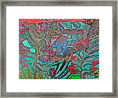 Home Framed Print by Matthew  James