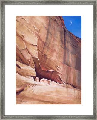 Home Of The Ancients Framed Print