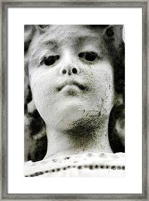 Home Of The Dead Framed Print by Sophie Vigneault
