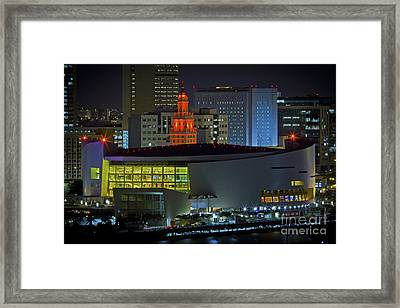 Home Of The Heat Framed Print by Rick Bravo