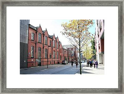 Home Of The Manchester Mark 1 Computer Framed Print