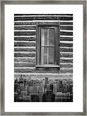 Home On The Range Framed Print by Edward Fielding