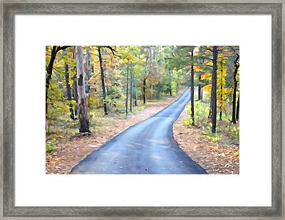 Home Sweet Home 2 Framed Print