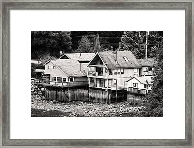 Home Sweet Home Framed Print by Davina Washington