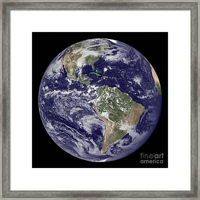 Home Sweet Home Framed Print by Jon Neidert