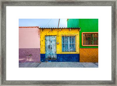 Home Sweet Home Framed Print by Tommy Farnsworth