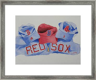 Home Team Framed Print by Don Hurley