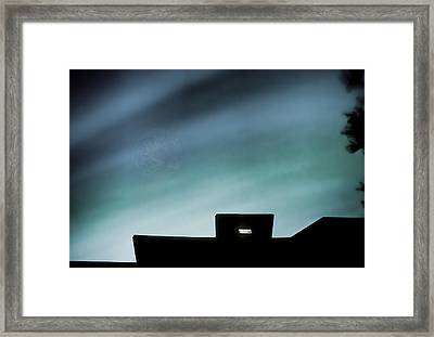 Home Worlds Framed Print by Kellice Swaggerty