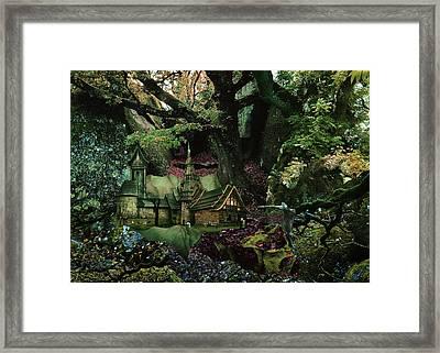 Homeland Framed Print by Yvonne Pfeifer