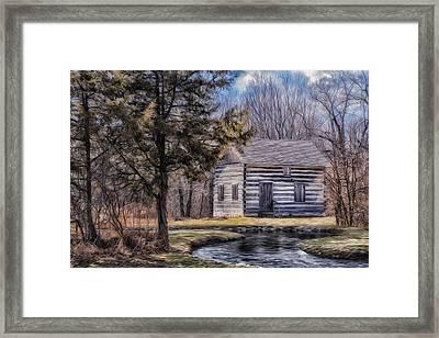 Homestead 4 Framed Print by Jack Zulli