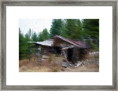 Homesweethome Framed Print by Kevin Bone