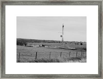 Hometown Pride Framed Print by Jason Drake