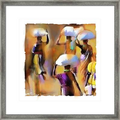 Homeward Bound Framed Print by Bob Salo