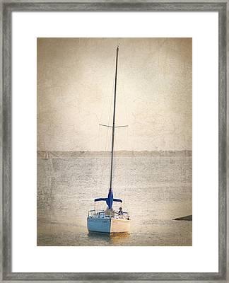 Homeward Bound Framed Print by Charles Beeler