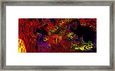 Homeward Bound For The Self-absorbed Framed Print