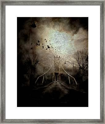 Homeward Bound Framed Print by Janet Kearns