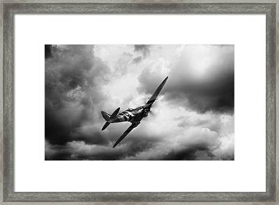 Homeward Bound Framed Print by Peter Chilelli