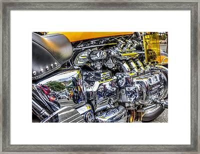 Honda Valkyrie 2 Framed Print