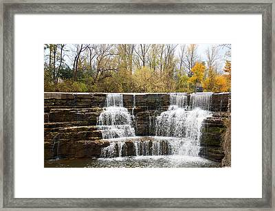 Honeoye Falls 2 Framed Print