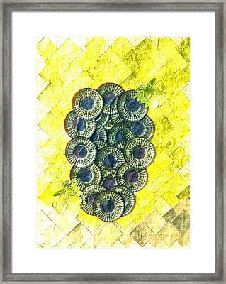 Honeybee 1 Framed Print