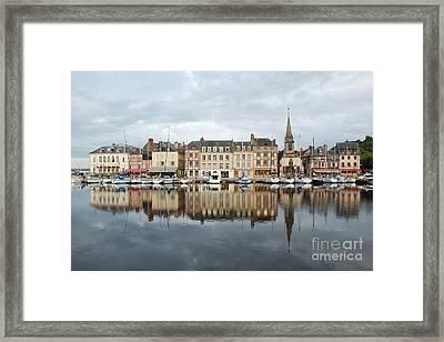 Honfleur 1 Framed Print