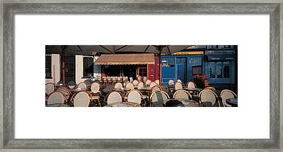 Honfleur Normandy France Framed Print