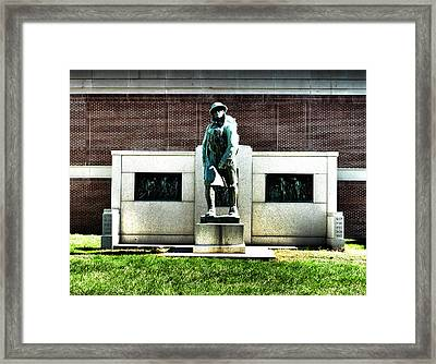 Honor Our Country Framed Print by Tor  Johannessen