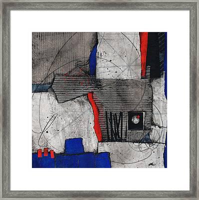 Honor Self Framed Print by Laura  Lein-Svencner