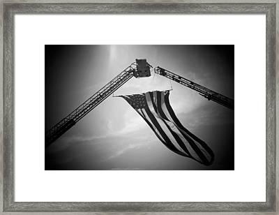 Honoring Those That Have Gone Before Framed Print