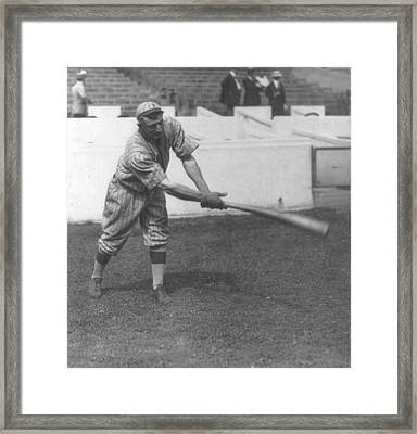 Honus Wagner Framed Print by Unknown