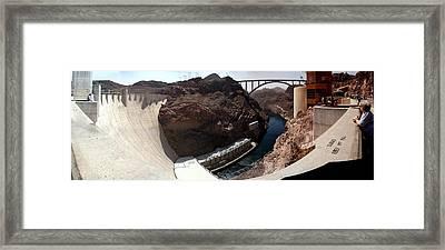 Hoover Dam 1 Framed Print