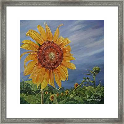 Hope Framed Print by AnnaJo Vahle