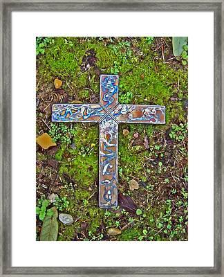 Hope Framed Print by Deborah Montana