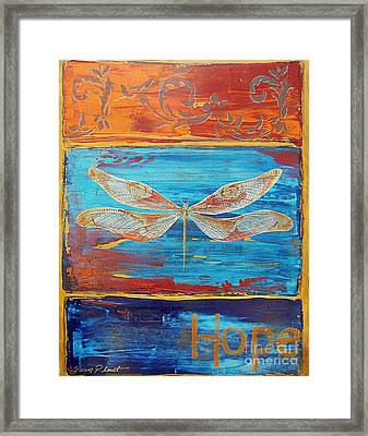 Hope Framed Print by Jean Plout