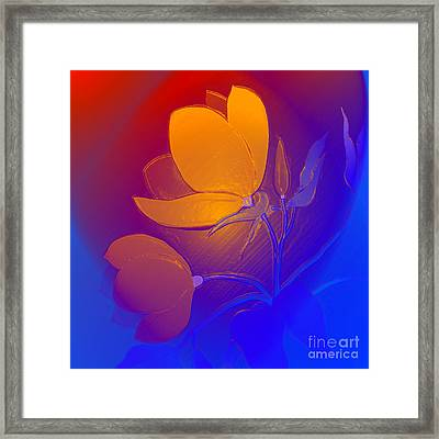 Hope Framed Print by Latha Gokuldas Panicker