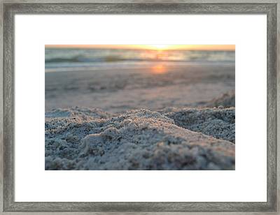 Framed Print featuring the photograph Hope Never Dies by Melanie Moraga